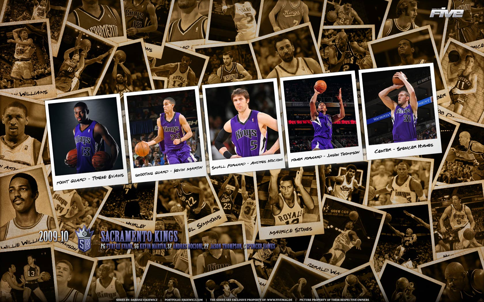 Sacramento Kings 2010 Widescreen