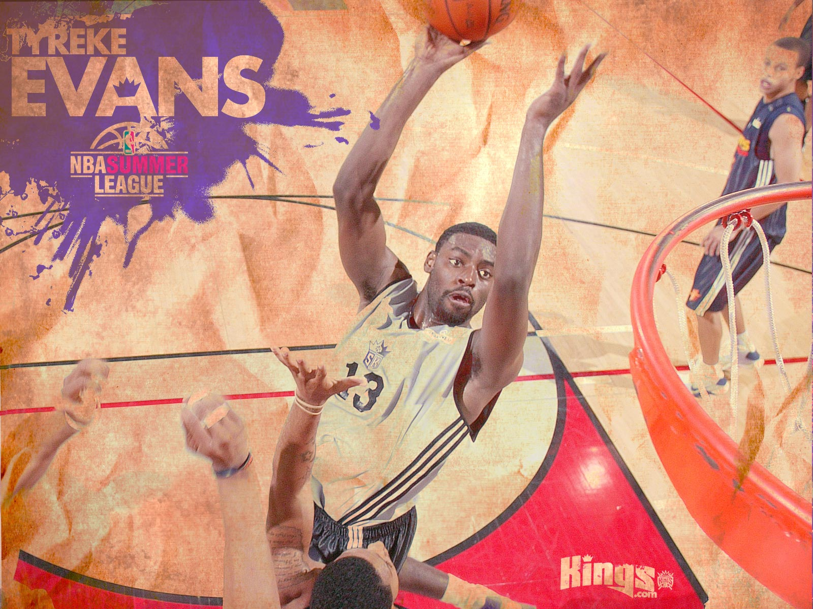 Tyreke Evans Kings Summer League